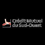 Logo Crédit Mutuel Sud-Ouest